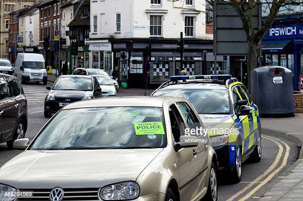 Motoring offence in Ipswich