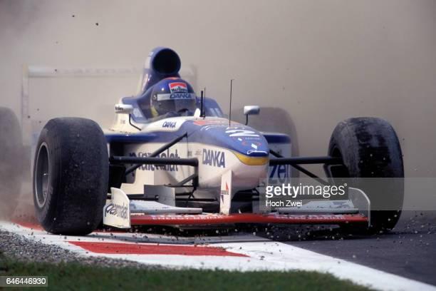 GP von Italien 1997 Pedro Diniz wwwhochzweinet copyright HOCH ZWEI
