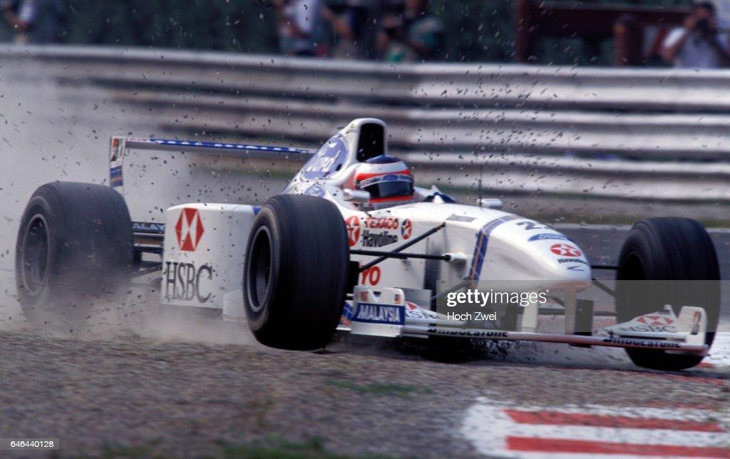 Motorsport / Formel 1: GP von Italien 1997, : News Photo