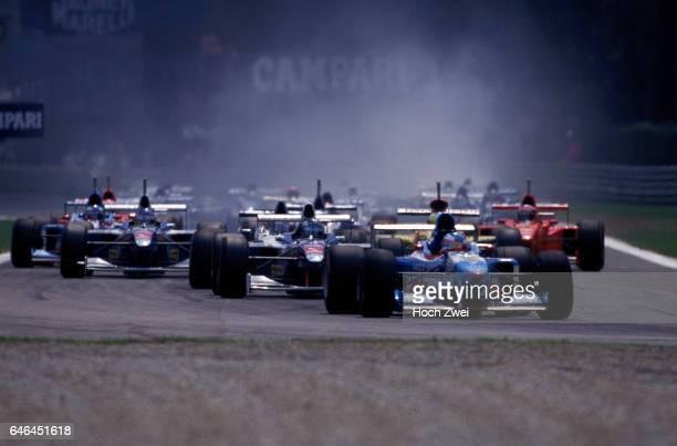 GP von Italien 1997 Start wwwhochzweinet copyright HOCH ZWEI