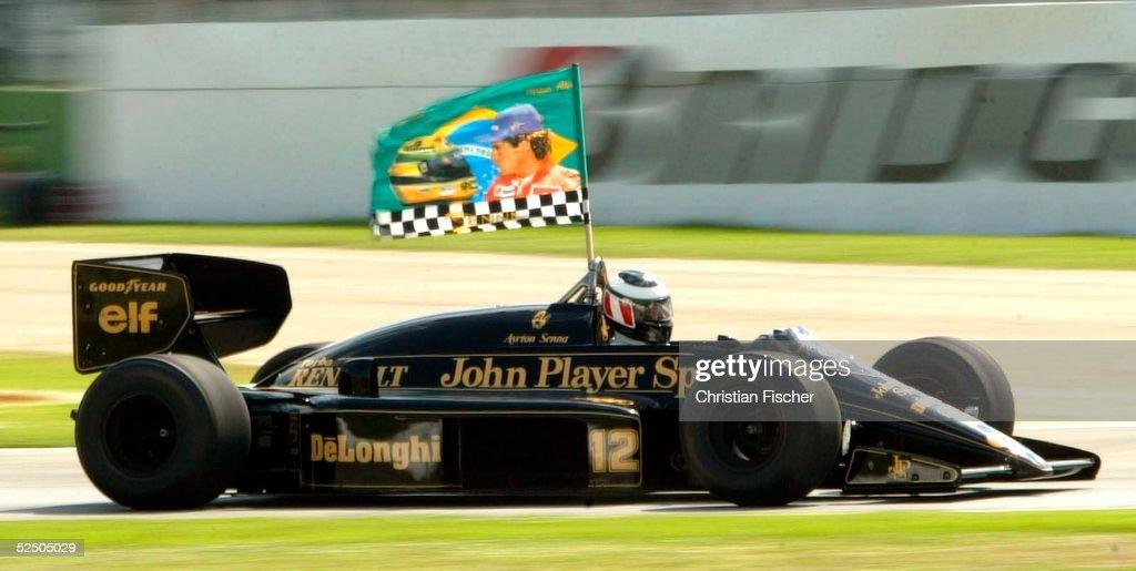 Motorsport/Formel 1: GP von San Marino 2004 : Foto jornalística