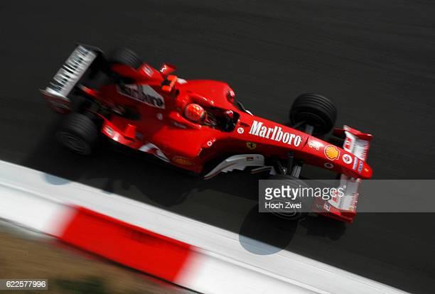 Grosser Preis von Italien Monza Michael SCHUMACHER / GER Foto HOCH ZWEI / Juergen Tap