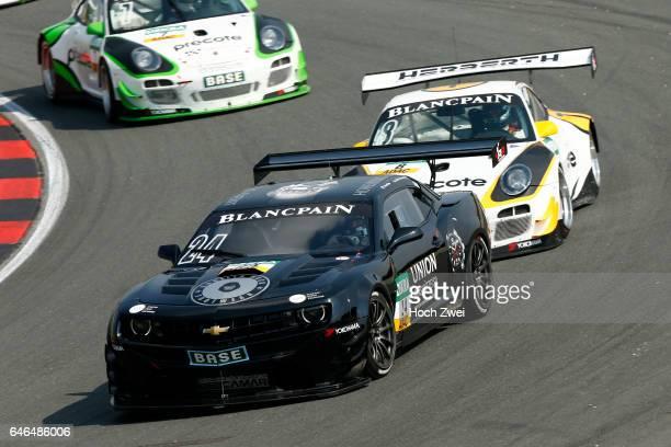 Motorsports / ADAC GT Masters Tomáš Enge Albert von Thurn und Taxis