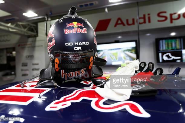 Motorsports / DTM 1 race Hockenheim Red Bull Audi Sport Audi RS 5 DTM Mattias Ekström