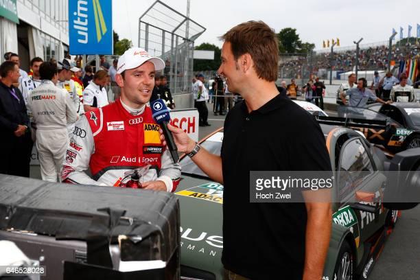Motorsports / DTM 4. Race Nuernberg, Norisring, #21 Jamie Green , Claus Lufen