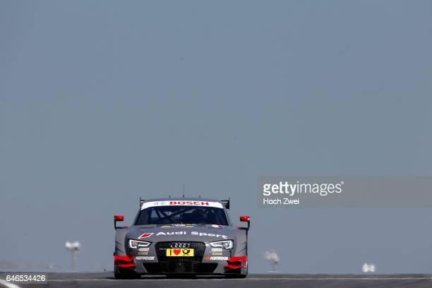 Motorsports / DTM 5 race Moskau Audi Sport Audi RS 5 DTM Edoardo Mortara
