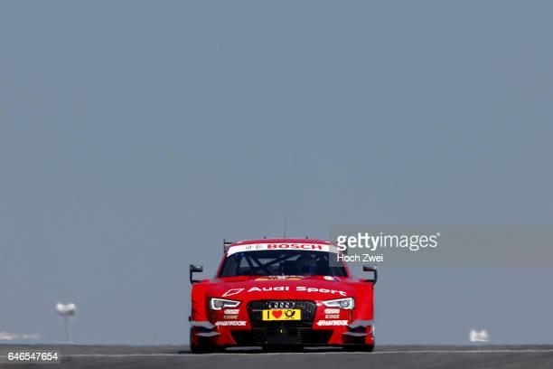 Motorsports / DTM 5 race Moskau Audi Sport Audi RS 5 DTM Miguel Molina