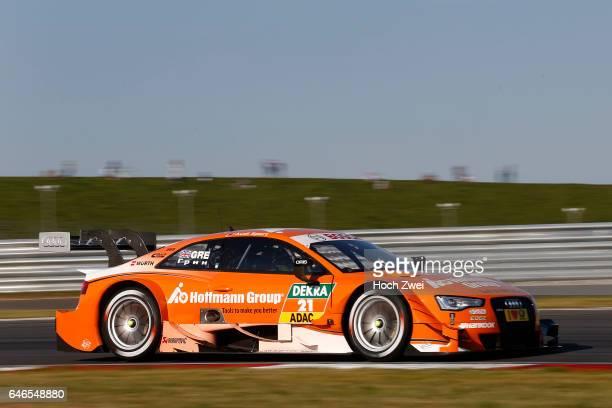 Motorsports / DTM 5 race Moskau Hoffmann Group Audi RS 5 DTM Jamie Green