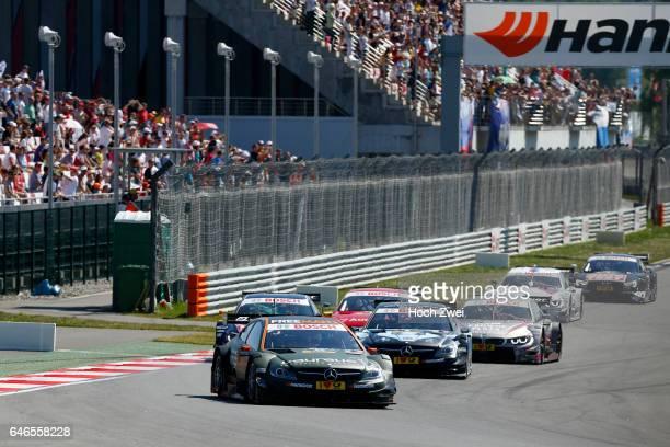 Motorsports / DTM 5 race Moskau Moscow Raceway #12 Robert Wickens