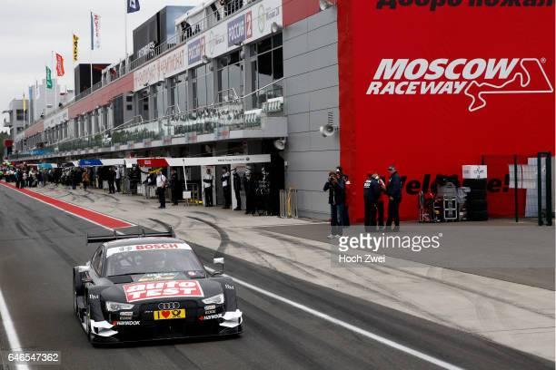 Motorsports / DTM 5 race Moskau Moscow Raceway #2 Timo Scheider