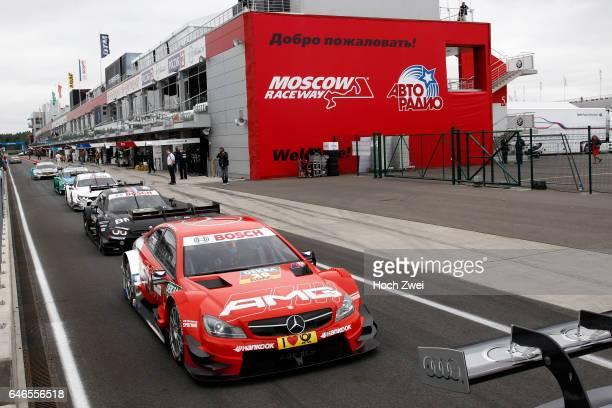 Motorsports / DTM 5 race Moskau Moscow Raceway #20 Vitaly Petrov