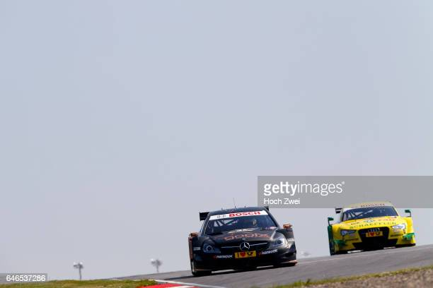Motorsports / DTM 5 race Moskau Moscow Raceway #25 Pascal Wehrlein #1 Mike Rockenfeller