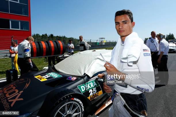 Motorsports / DTM 5 race Moskau Moscow Raceway #25 Pascal Wehrlein