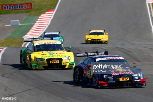 Motorsports / DTM 5 race Moskau Moscow Raceway #7 Mattias Ekstroem #1 Mike Rockenfeller