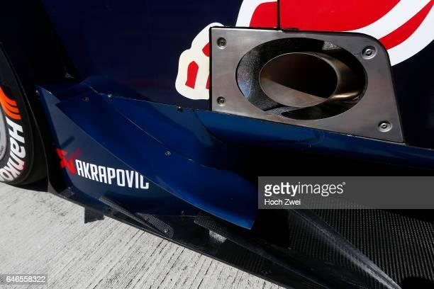 Motorsports / DTM 5 race Moskau Red Bull Audi Sport Audi RS 5 DTM Mattias Ekström