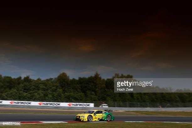Motorsports / DTM 5 race Moskau Schaeffler Audi RS 5 DTM Mike Rockenfeller