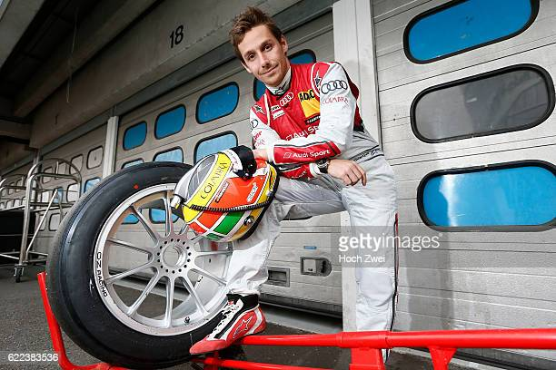 german touring cars championship 2012 Test Hockenheim Filipe Albuquerque Audi RS 5 DTM Audi Sport Team Rosberg