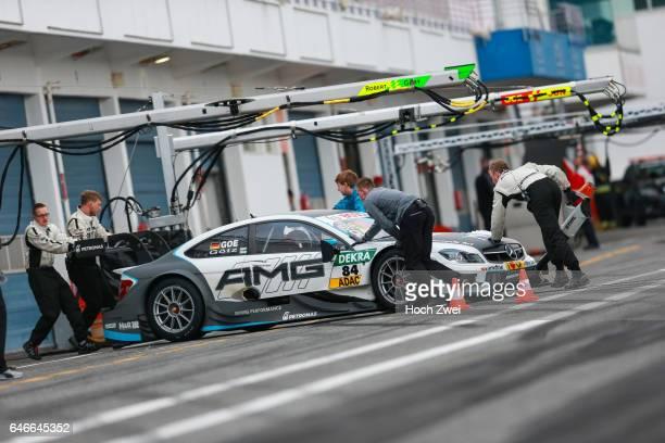 Motorsports / DTM test drives at Estoril POR Maximilian Goetz