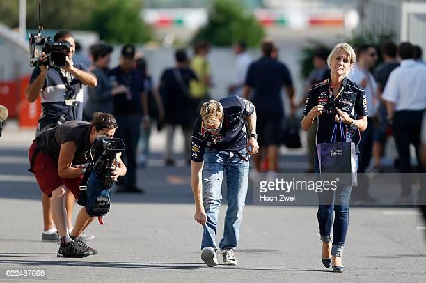 FIA Formula One World Championship 2013 Grand Prix of Japan #1 Sebastian Vettel Britta Roeske