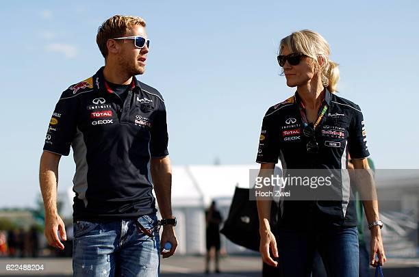Nackt britta röske Sebastian Vettel