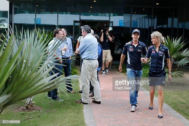 Formula One World Championship 2013, Grand Prix of India, #1 Sebastian Vettel , Britta Roeske ,