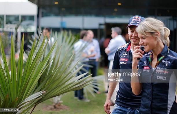 FIA Formula One World Championship 2013 Grand Prix of India #1 Sebastian Vettel Britta Roeske