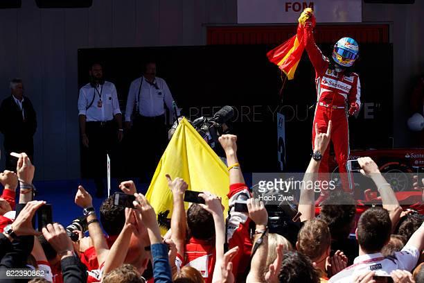 Formula One World Championship 2013, Grand Prix of Spain, #3 Fernando Alonso ,