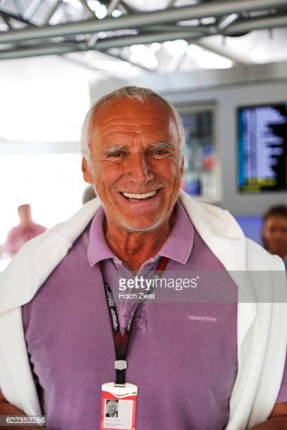 FIA Formula One World Championship 2013 Grand Prix of Spain owner red bull dieter mateschitz