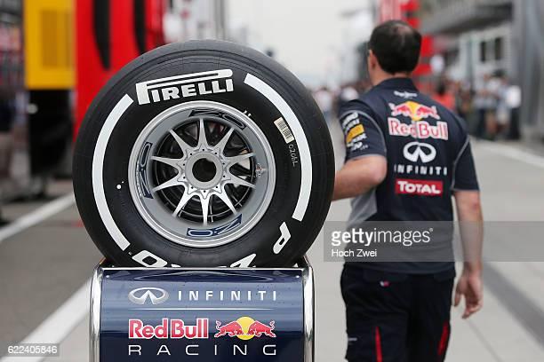 FIA Formula One World Championship 2013 Grand Prix of Hungary Pirelli tire tires tyre tyres wheel wheels Reifen Rad feature