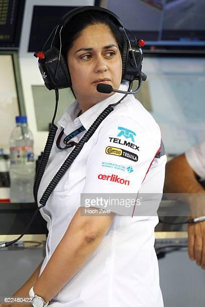 FIA Formula One World Championship 2013 Grand Prix of Singapore Monisha Kaltenborn