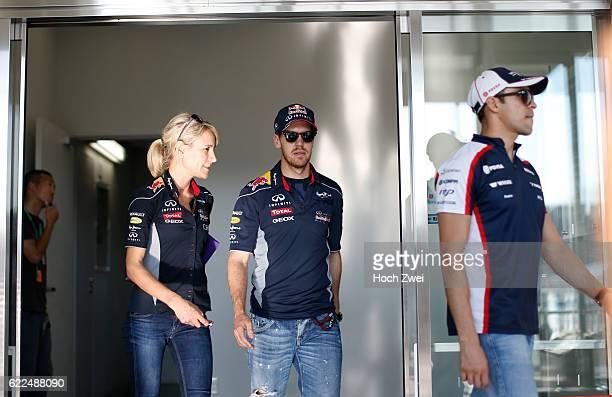 FIA Formula One World Championship 2013 Grand Prix of Japan Britta Roeske #1 Sebastian Vettel