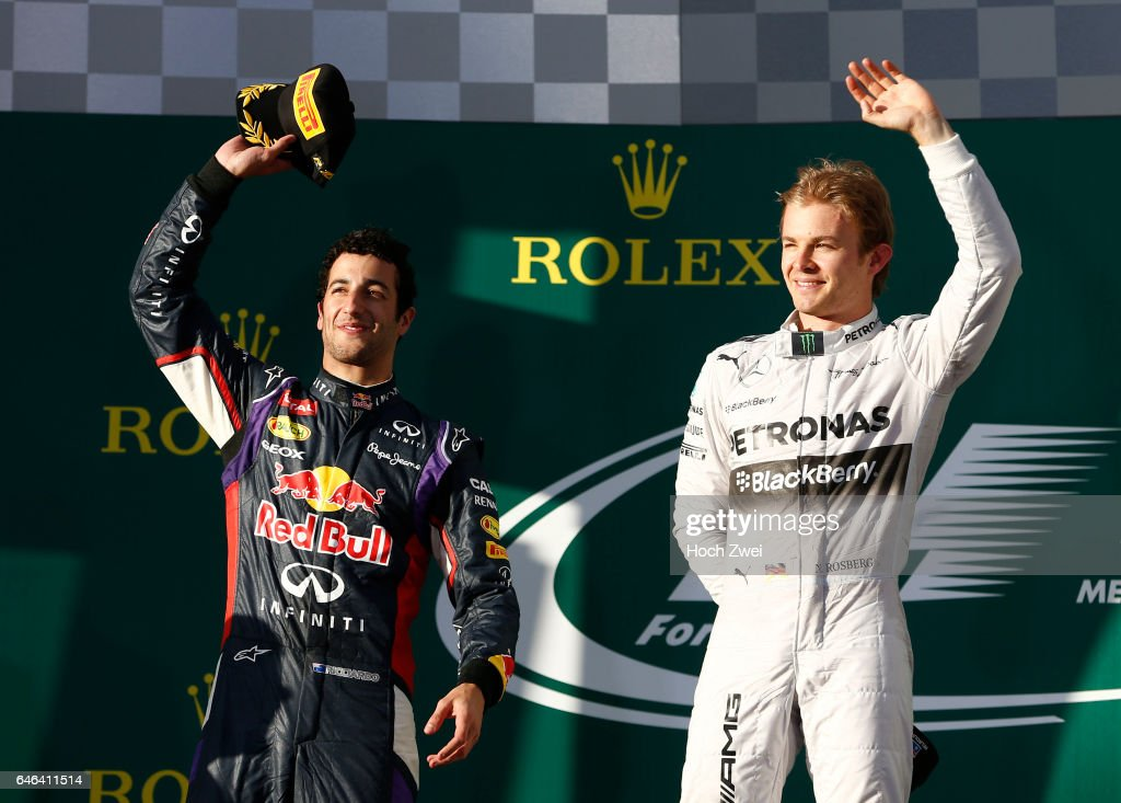 Motorsports: FIA Formula One World Championship 2014, Grand Prix of Australia : News Photo