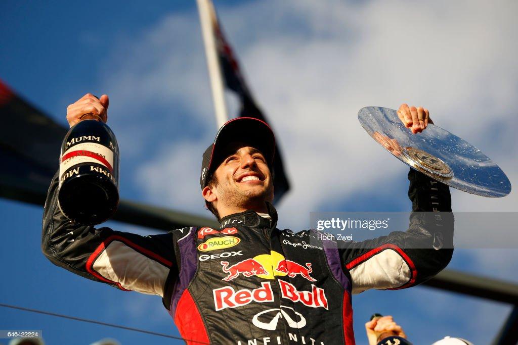Motorsports: FIA Formula One World Championship 2014, Grand Prix of Australia : News Photo