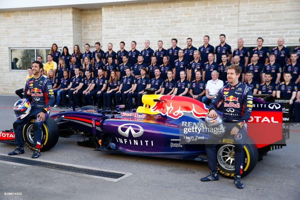 Motorsports: FIA Formula One World Championship 2014, Grand Prix of United States : News Photo
