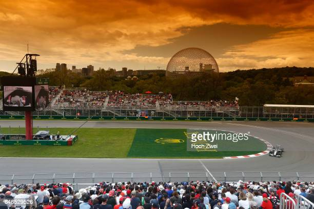 FIA Formula One World Championship 2014 Grand Prix of Canada #44 Lewis Hamilton