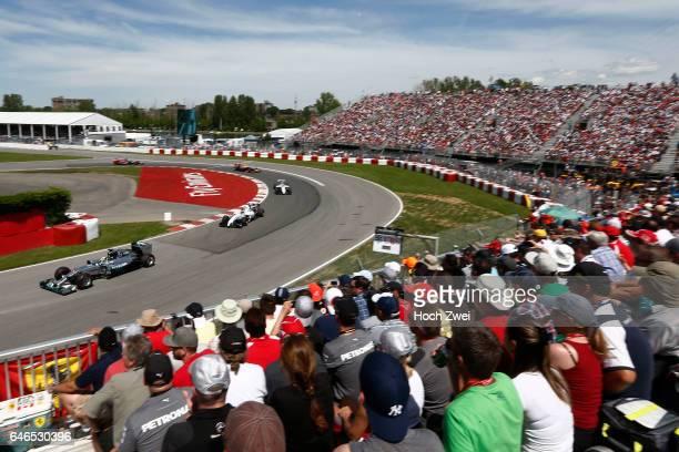 FIA Formula One World Championship 2014 Grand Prix of Canada #44 Lewis Hamilton