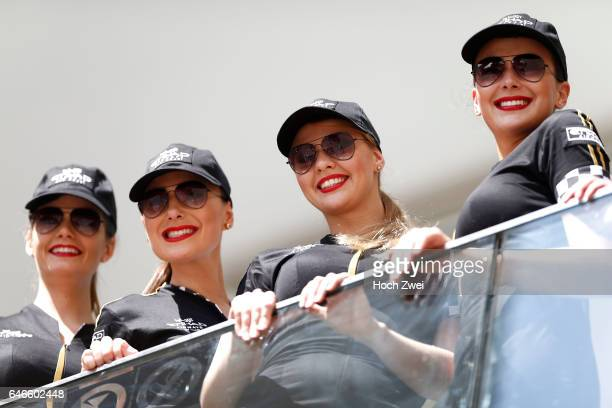 FIA Formula One World Championship 2014 Grand Prix of Abu Dhabi girls