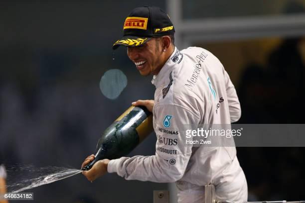 Formula One World Championship 2014, Grand Prix of Abu Dhabi, #44 Lewis Hamilton ,