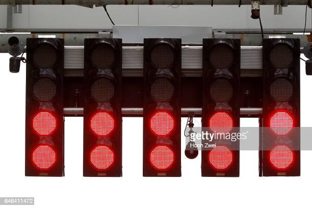 FIA Formula One World Championship 2014 Grand Prix of Malaysia red light Ampel traffic light signal
