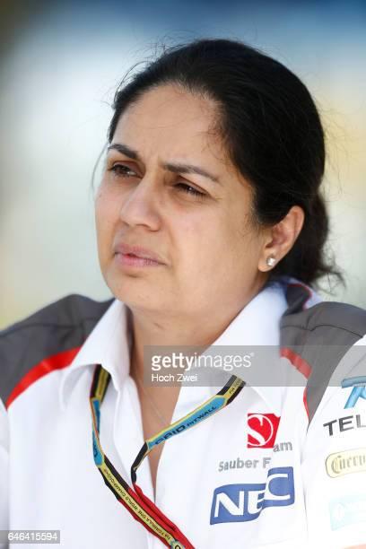 FIA Formula One World Championship 2014 Grand Prix of Australia Monisha Kaltenborn