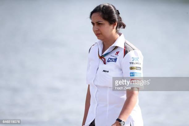 FIA Formula One World Championship 2014 Grand Prix of Canada Monisha Kaltenborn