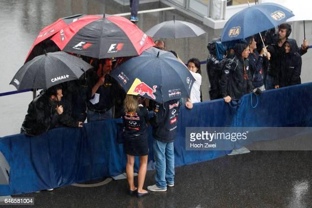 FIA Formula One World Championship 2014 Grand Prix of Japan Britta Roeske #1 Sebastian Vettel