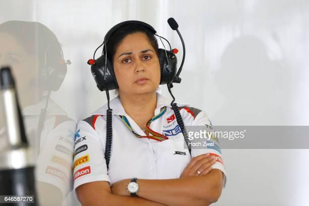 FIA Formula One World Championship 2014 Grand Prix of Japan Monisha Kaltenborn