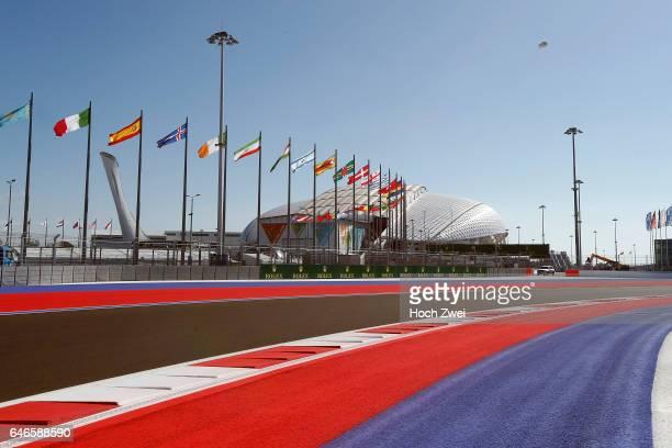 Formula One World Championship 2014, Grand Prix of Russia, Circuit, Sochi Autodrom, general view