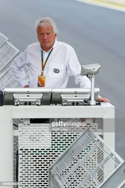FIA Formula One World Championship 2014 Grand Prix of Brazil Charlie Whiting