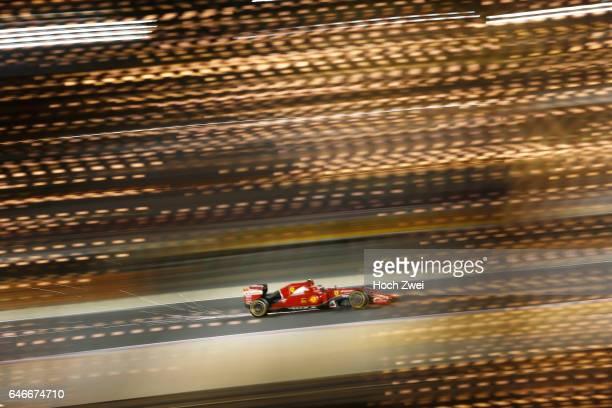 Formula One World Championship 2015, Grand Prix of Bahrain, #7 Kimi Raikkonen ,