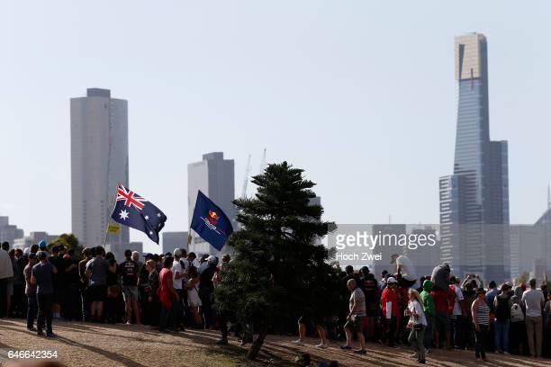 FIA Formula One World Championship 2015 Grand Prix of Australia fans
