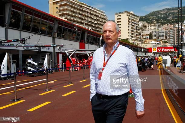 Formula One World Championship 2015, Grand Prix of Monaco, Ron Dennis