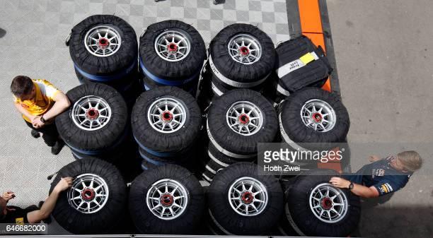 FIA Formula One World Championship 2015 Grand Prix of Spain Pirelli tire tires tyre tyres wheel wheels Reifen Rad feature