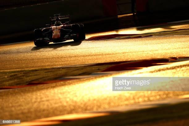 Formula One World Championship 2015, Test in Barcelona, #5 Sebastian Vettel ,